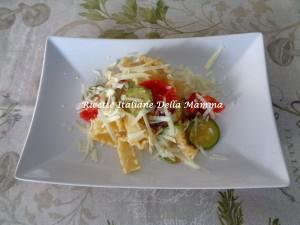 Lasagnette alle zucchine