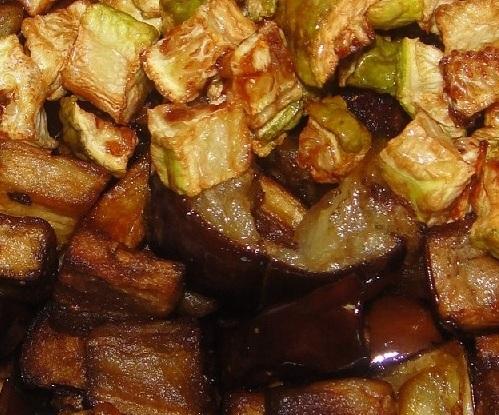 Ricetta Melanzane e zucchine fritte