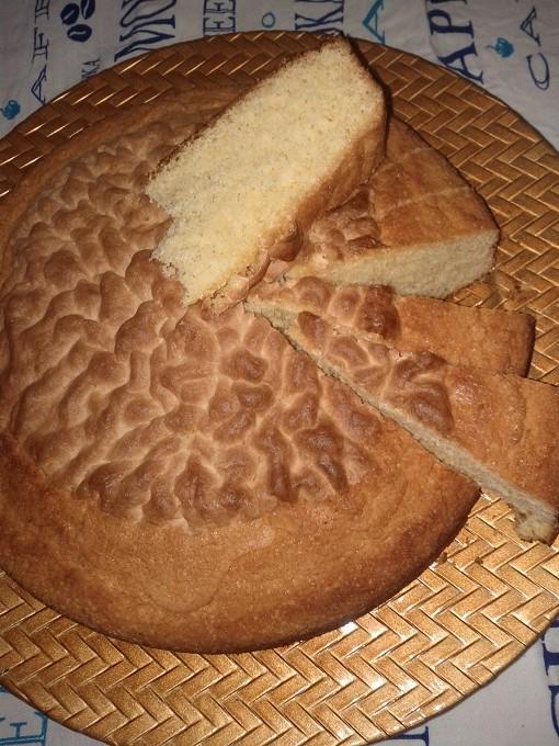 Pan di Spagna