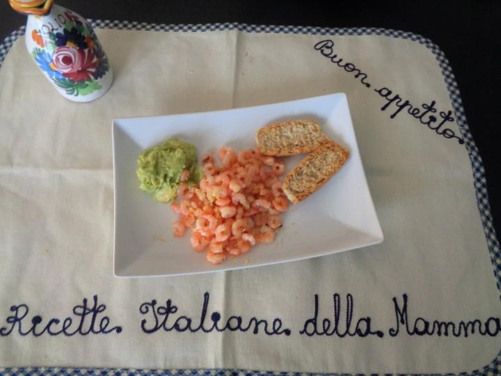 Ricetta Guacamole E Gamberi.Ricetta Code Di Gamberi E Guacamole Ricette Italiane Della Mamma