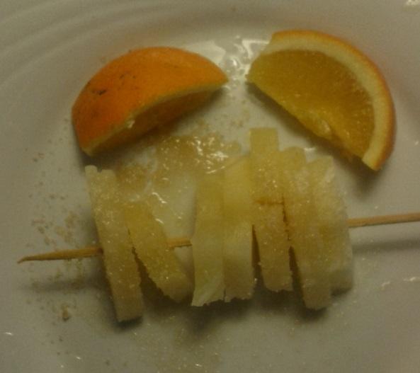 Ricetta spiedini di ananas alla griglia