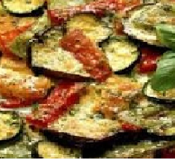 Ricetta timballo di verdure