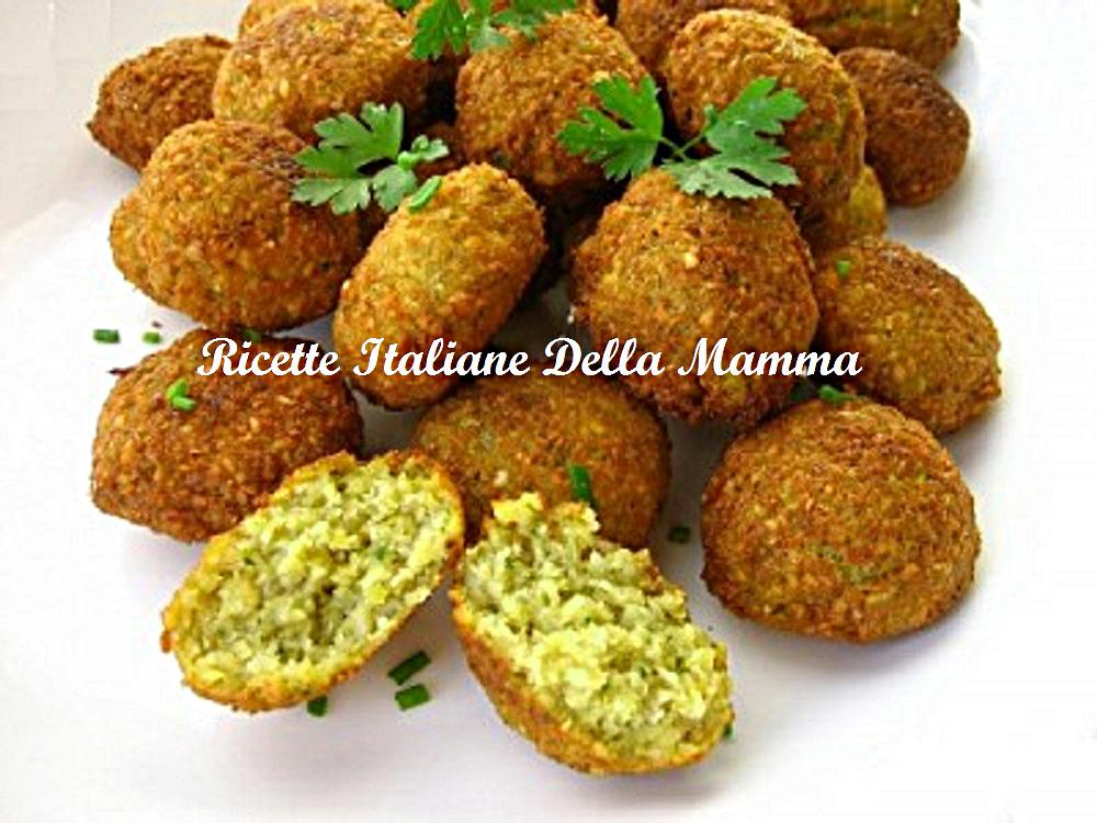 Ricetta falafel ricette italiane della mamma for Ricette italiane
