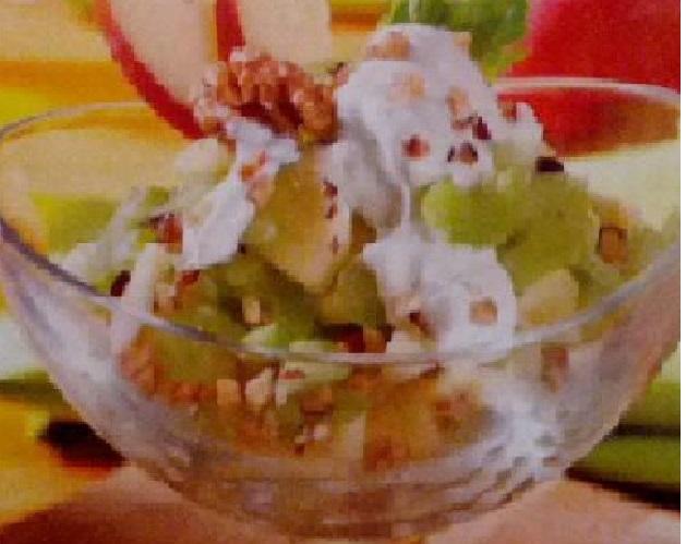 Ricetta insalata Sedano e Mele