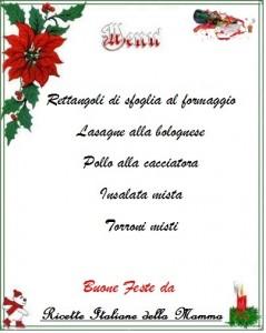 menu capodanno 1