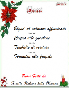 menu natale 4