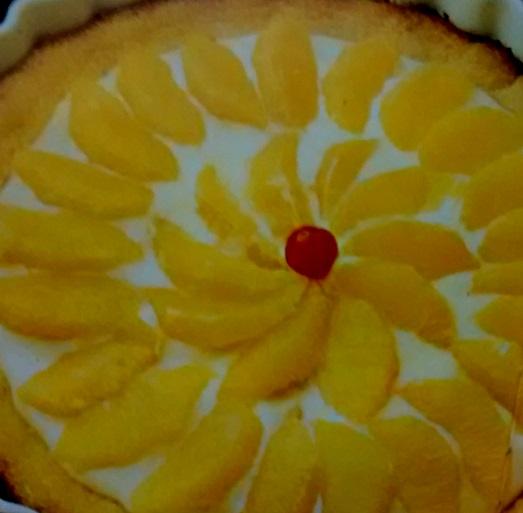 Ricetta crostata di arance