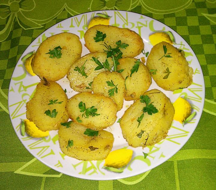 Ricetta Patate trifolate