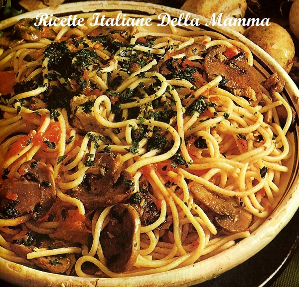 Spaghetti mare monti