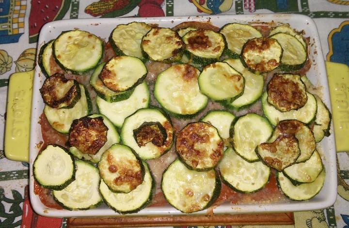 Ricetta tortino zucchine e pomodori