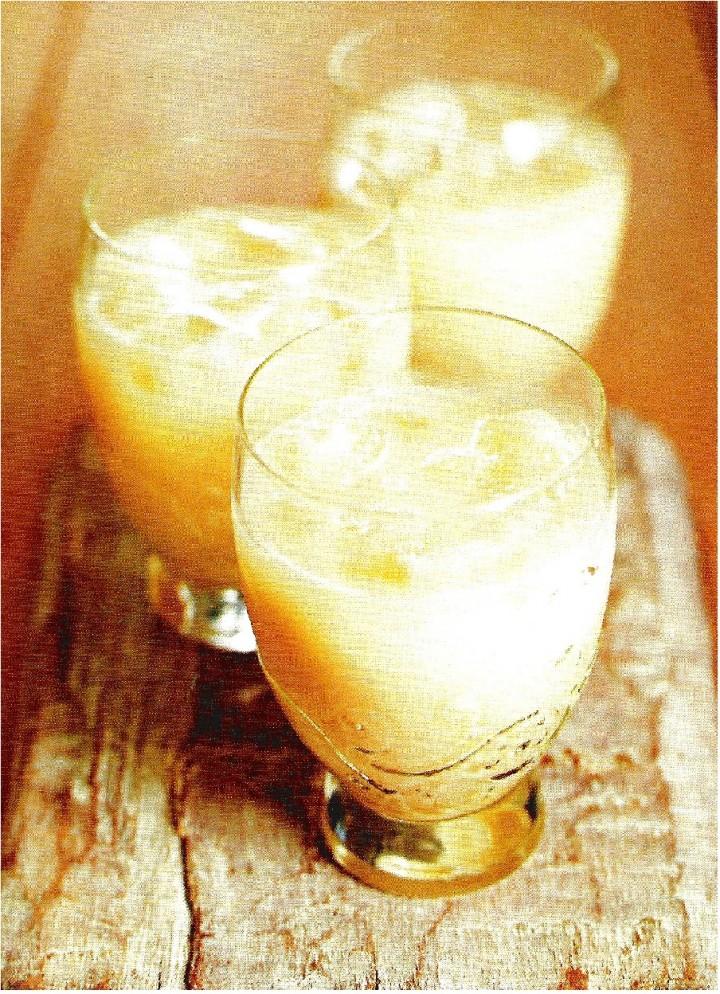 Ricetta Latte di Mandorla