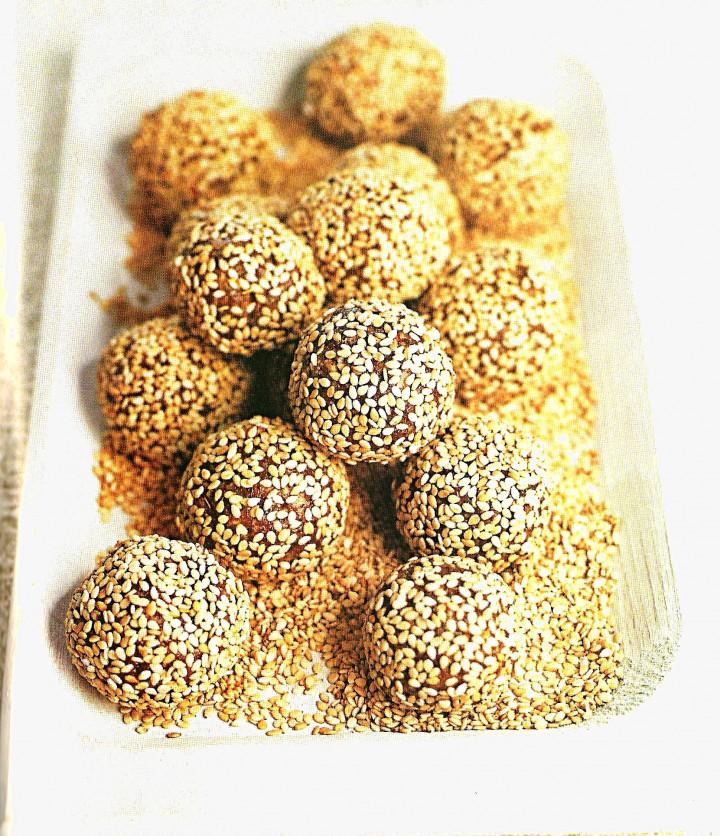 Ricetta palline dolci speziate