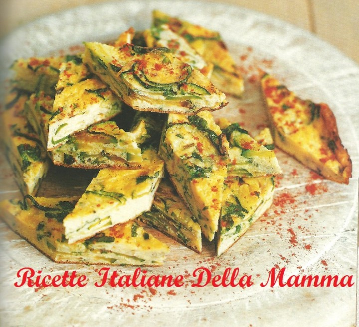 Ricetta frittata con zucchine