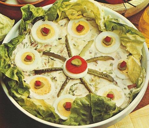 Ricetta Pollo in insalata