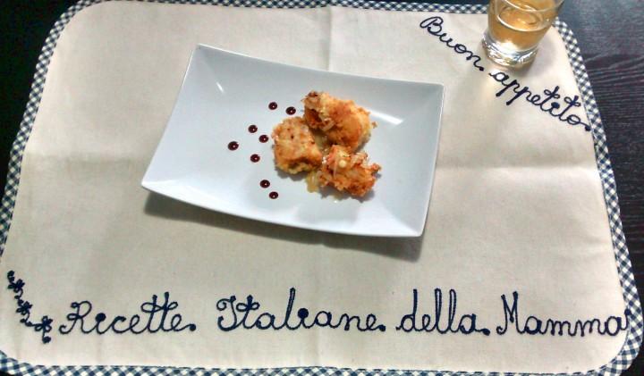 Ricetta Baccala' fritto