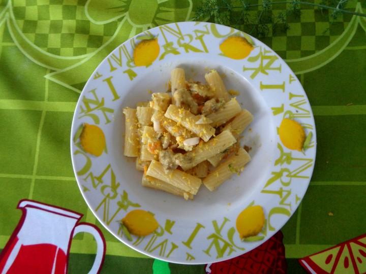 Ricetta Pasta agli agrumi