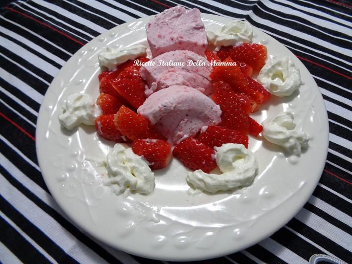 Ricetta Parfait aux fraises