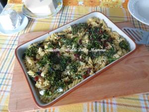 Pasta al forno con broccoli