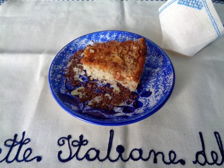 Ricetta Torta di riso e mandorle