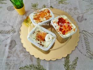 Uova al microonde