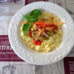 Couscous vegetariano