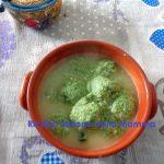Polpette di ricotta e spinaci
