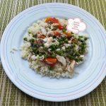 Couscous con pesce